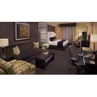 Best Modern Style Leather Upholstery Wall Headboard Bedroom Furniture and TV cabinet with Office desk table wholesale
