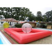 Best Customized Inflatable Swimming Pool 10mx6m High Durability For Playing Water Ball wholesale