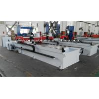 Best V Groover Hydraulic CNC V Grooving Machine , 2.2 KW V Cutter Gantry Type wholesale