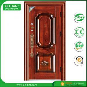 Best fire rated metal skin door latest main gate designs steel safe door wholesale