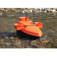 Buy cheap Radio controlled bait boat DEVC-202 orange ABS engineering plastic from wholesalers