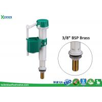 Cheap Low Noise Bottom Entry Fill Valve Fast And Quiet To Refill Toilet Cistern Tank for sale