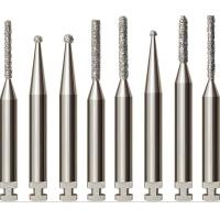 Best Dentist Clinic Rotary Dental Instruments Burs Ra Shank For Low Speed Handpieces wholesale