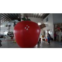 Best 3.5m Height Apple Shaped Balloons Pantone Color Matched Printing Large wholesale