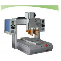 Quality 300W Automated Dispensing Machines 3 Axis Single Working Optional Dispensing Path wholesale