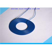Cheap Blue Multilayer Air Core Coil Inductor For High Frequency With Self-Bonding Wire for sale