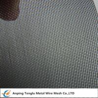 Buy cheap Stainless Steel SUS304 Plain Weave Wire Screen Square Mesh 1~500 mesh from wholesalers