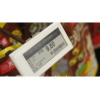 Cheap esl /electronic shelf label with preventing stealing design for supermarket and retail store for sale