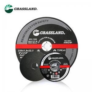 Best 4 Inch 60 Grit Aluminium Oxide Abrasive Cut Off Wheel wholesale