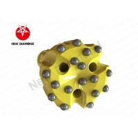 Buy cheap Clay / Chalk Rock Boring Bits , 8 Inch DTH Oil Drill Bit Anti Corrosive from wholesalers