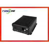 Best 4G 1080P Vehicle Mobile NVR With GPS WiFi Hard Disk ROHS Certificated wholesale