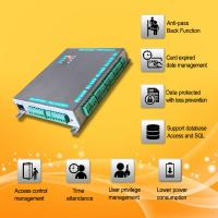 Best Anti Passback Access Control Panel TCP/IP Communication With Full Metal Housing wholesale