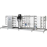 Best Reverse Osomosis Purification System Drinking Water Treatment Machine with RO wholesale