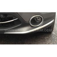 Cheap ABS Chrome Front Bumper Trim For Qashqai 2015 for sale