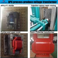 Best China best supplier apg silicone clamping machine for high voltage instrument transformer wholesale