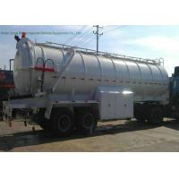 Best 2 Axles Sewer Vacuum Suction Semi Trailer For Off Road And Oil Field Operation 20000L wholesale