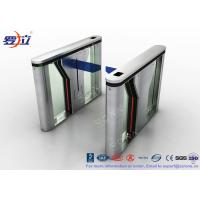 Best Pedestrian Intelligent Security Drop Arm Turnstile Access Control with LED Indicator of CE approved wholesale