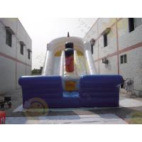 Cheap PVC Tarpaulin Commercial Bounce House Inflatable for Outdoor Decoration for sale
