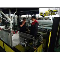 Buy cheap HDPE LDPE LLDPE 5 Layers Bubble Wrap Making Machine 38CRMOLA Screw Material , from wholesalers