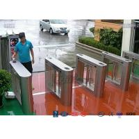 Best 304 Stainless Steel Card Read Swing Arm Barriers Security Pedestrian Control System wholesale