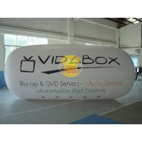 Best Waterproof Huge Printed Helium Balloons with Two Sides Digital Printing for Advertising wholesale