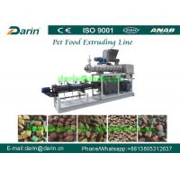 Darin Twin Screw Extruder Machine for Pet Dog Fish Snack Production Line