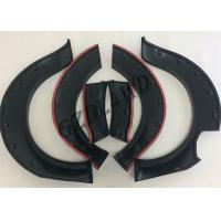 Best Durable Wheel Arch Flares With Logo Printed , Abs Navara Np300 Fender Flares wholesale