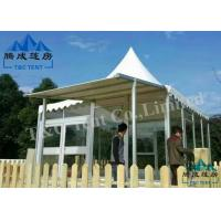 Best Elegant Bell Tent Camping Sound Insulation With Aluminum Alloy Structure wholesale