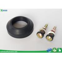 Toilet Tank To Bowl Kit , Replace Leaking Toilet Bolts For 2 Inch Toilet