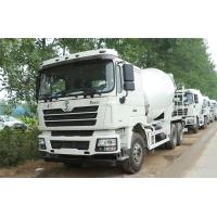 China SHACMAN 12CBM Small Concrete Mixer Truck Machine For Ready Mix Transporter on sale