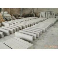 Best G603 Flamed Garden Curb Stones , Chinese Grey Curve Granite Kerb Stones wholesale