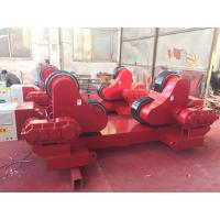 Buy cheap Self Aligning Tank Turning Rolls For 750mm - 4800mm Vessel Diameter Cylinder from wholesalers