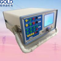 Best Three Phase Relay Protection Tester, Protection Relay Testing Equipment wholesale