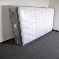 Best Plastic Clear Mattress Bag Enhanced Mattress Protector Cover for Mattress Moving&Storage wholesale
