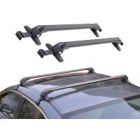 Best Universal Sedan Cars Roof Luggage Racks Rail Crossbars with Lock wholesale