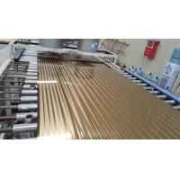 Best 304 Ti gold stainless steel sheet-Decorative Stainless & Titanium sheets PVD Color Coated Stainless Steel Sheet wholesale