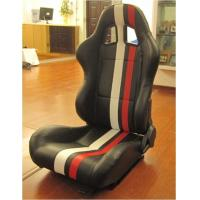Best Large Reclinable Sport Racing Seat Office Chair For Driver / Passenger wholesale