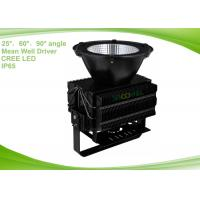 Best CREE 500w LED Industrial Lighting Fixture Beam Angle 25° 60° 90° wholesale