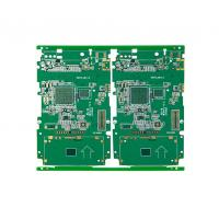 Best 6 Layers Multilayer PCB Board FR4 With Impedance Control ENIG wholesale