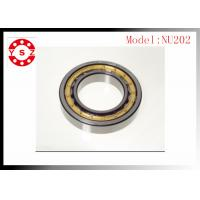 Best NSK FAG Cylindrical Roller Bearings Chrome Steel  NU202 ID 15 mm wholesale