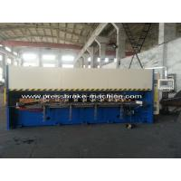 Best V Cutter CNC Grooving Machine Hydraulic 3.2m Long Table CE Standard wholesale