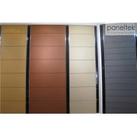 Best Colorful Building Wall PanelsFrost Resistance For Terracotta Rainscreen System wholesale