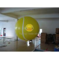 Best Large Inflatable Tennis Ball Balloon with Total Digital Printing, Sports Balloons wholesale