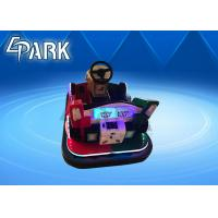 China Indoor Playground Equipment King Drift Bumper Cars For Kids Exciting on sale