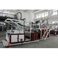 Best Double Layers Stretch Film Machine High Speed SLW - 600 / 1000 / 1500 wholesale