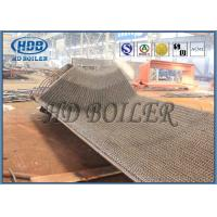 Best Typical Industrial Cyclone Separator , Boiler Dust Cyclone Separator Gas Solid Separation wholesale