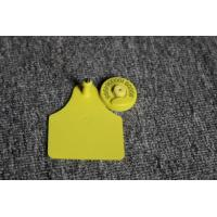 Best Electronic RFID Livestock Ear Tags Plastic 30MM wholesale