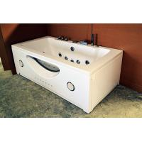Best High End Jacuzzi Whirlpool Bath Tub With Underwater Light And Ozone Generator wholesale