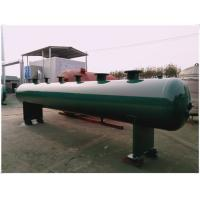 Cheap Air Compressed Natural Gas Storage Tank , Vertical Industrial Storage Tanks for sale