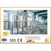 China Turnkey ss304 Mango Puree Paste Processing Line CFM-S-09 ISO9001 Certification on sale